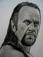 The Undertaker 15-0 by VinceArt