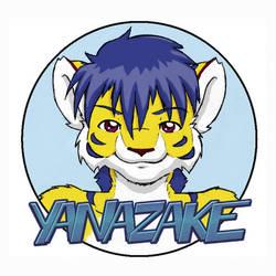 Yanazake Badge by yanazake