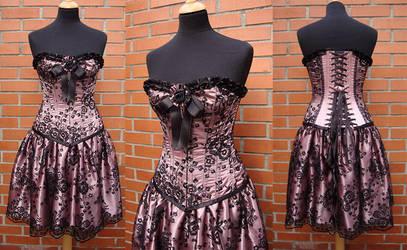 Prom dress 1 by azdaja