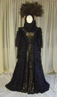 Queen Amidala's decoy gown by azdaja