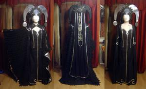 Dark queen of Medvedgrad by azdaja
