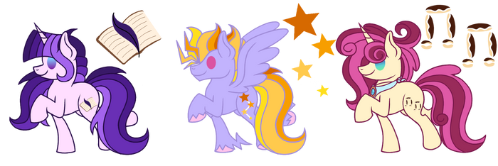 Valorverse - Mixed Batch of Babs 2 by Musical-Medic