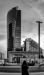 The Skies Above Berlin II by Zmaslo
