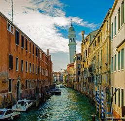 Venice, Italy by Zmaslo