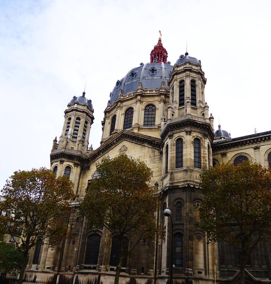 Eglise Saint-Augustian by ekin06