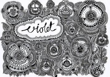 Violet by Eyespiral