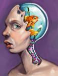 Short-term memory by HarlequinnX
