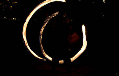 Dancing with fire by marichris