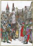 Rouen 30 mai 1431 by Behydezell