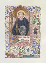 Martinus ora pro nobis by Behydezell
