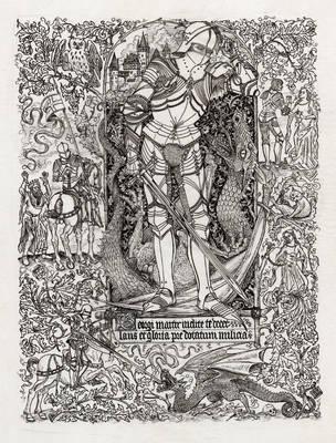 Sankt Goran och Draken by Behydezell