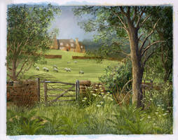 <b>English Farm</b><br><i>Brightstone</i>