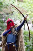 Ashitaka from Princess Mononoke by Reneks