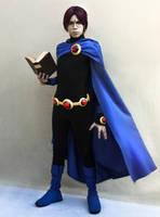 Raven genderbend from Teen Titans cosplay by Reneks