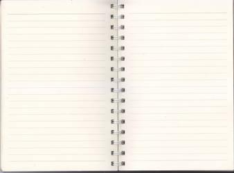 Note book 1 by CinnamonRue
