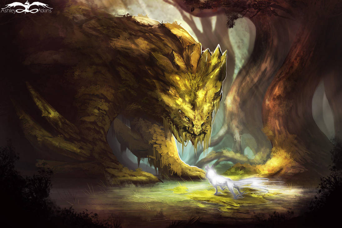 A Spirits Tale by AshesDrawn