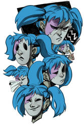 Sal Expressions by AcceCakes