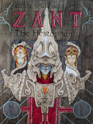 Zant: The Hierophant by satoita