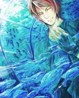 aquarium by Narurinya