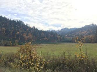 Oregon hills by Haska607