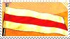 Old Belarus Flag by Decadance607