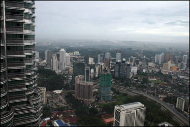 View of KL by PLazarou