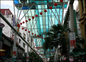 Petaling Street, KL by PLazarou