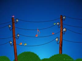 Birds by vladstudio