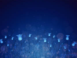Bluebells 4 by vladstudio
