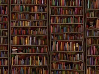 Library by vladstudio