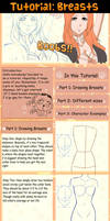 Anime Breast Tutorial by DreamingEssence