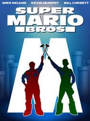 Super Mario Bros by martianink