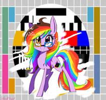 Rainbow Screen by SilberSternenlicht