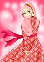 Sweet Pink by adhwa