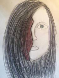 Creepy Girl by Liv-Holm