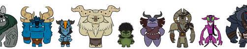 Trolls by SammyTorres