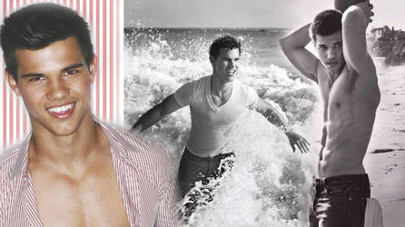 Taylor Lautner Collage by TeamWerepire