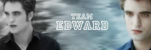 Eclipse Team Edward Banner by TeamWerepire