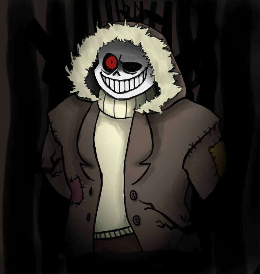 Horrortale Sans by WickedHex