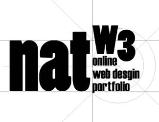natw3 logo by papier-puppe