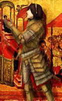 Byzantine Princess by Taurus-ChaosLord