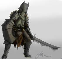 Gundabad ''War Breed''  Orc by Taurus-ChaosLord
