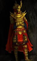 Prince Izmahir The GreenDragon by Taurus-ChaosLord