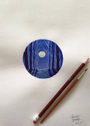 Full Moon by Waronicuke