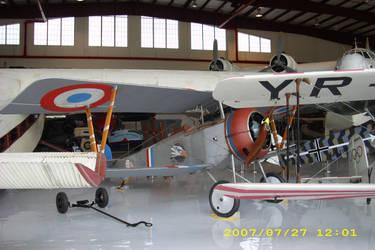Nieuport 17 by Boomerang503