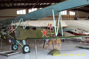 Polikarpov Po-2 1 by Boomerang503
