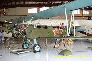 Polikarpov Po-2 2 by Boomerang503