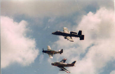 Plane Formation by Boomerang503