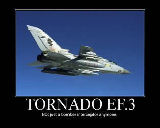 Tornado EF.3 Poster by Boomerang503
