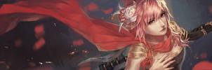 Rose Valkyrie by Aureta